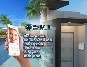 Video Intercom System & Home Surveillance System - SVT Innovations